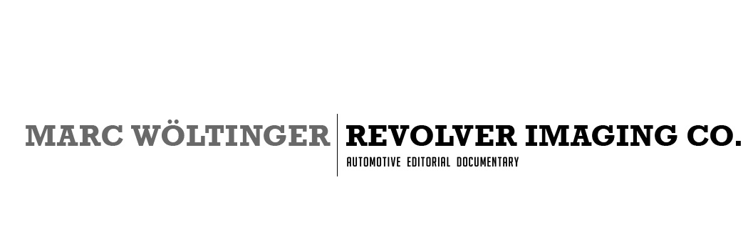 Marc Wöltinger – REVOLVER Imaging Co. – Automotive Editorial Documentary